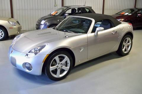 2008 Pontiac Solstice for sale in Ottawa Lake, MI