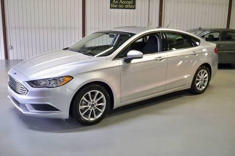 2017 Ford Fusion for sale in Ottawa Lake, MI