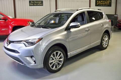 2017 Toyota RAV4 for sale in Ottawa Lake, MI
