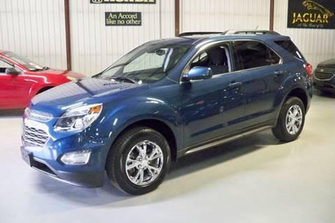 2017 Chevrolet Equinox LT for sale at Nice Car Company in Ottawa Lake MI