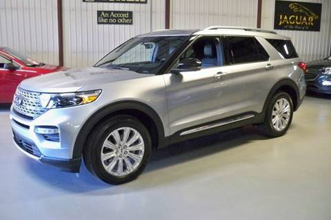 2020 Ford Explorer Limited for sale at Nice Car Company in Ottawa Lake MI