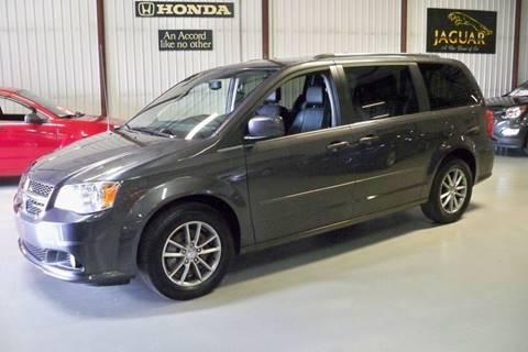 2015 Dodge Grand Caravan SXT for sale at Nice Car Company in Ottawa Lake MI