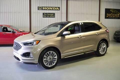 2020 Ford Edge Titanium for sale at Nice Car Company in Ottawa Lake MI