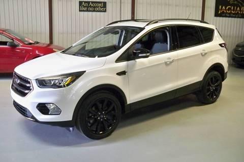 2017 Ford Escape Titanium for sale at Nice Car Company in Ottawa Lake MI