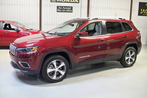2019 Jeep Cherokee Limited for sale at Nice Car Company in Ottawa Lake MI