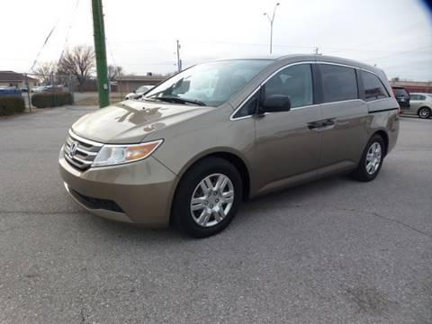 2012 Honda Odyssey for sale in Moore, OK