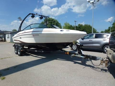 2012 Sea Ray 205 for sale in Moore, OK