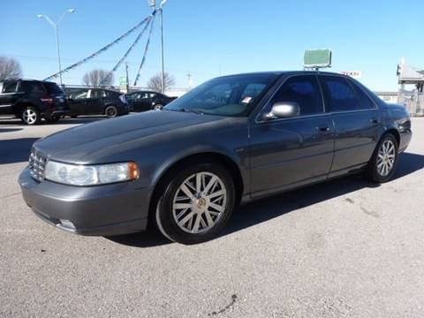 2004 Cadillac Seville for sale in Moore, OK
