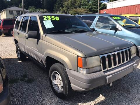 1998 Jeep Grand Cherokee for sale in Somerset, KY