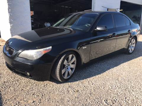 2007 BMW 5 Series for sale in Somerset, KY