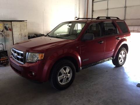 2008 Ford Escape for sale in Somerset, KY