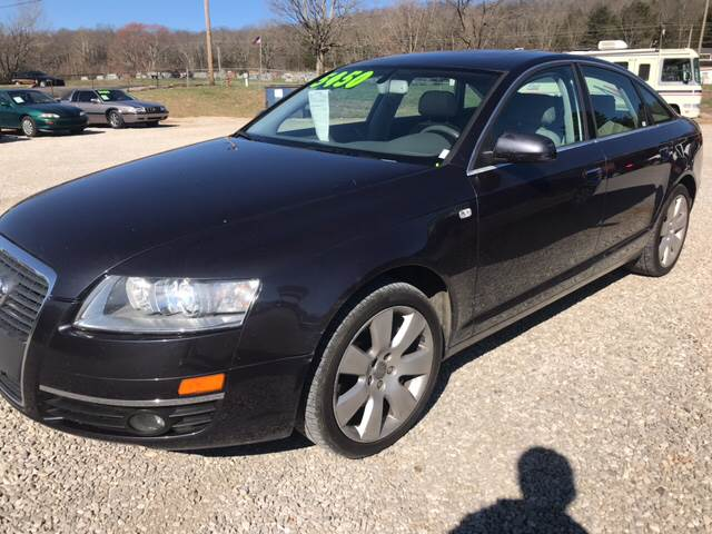 2006 audi a6 awd 3 2 quattro 4dr sedan in somerset ky for T t motors somerset kentucky