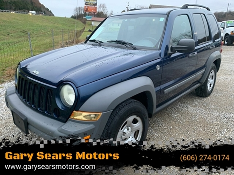 2005 Jeep Liberty for sale in Somerset, KY