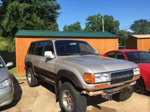 1991 Toyota Land Cruiser for sale in Ruston, LA