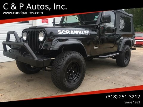 1983 Jeep Scrambler for sale in Ruston, LA