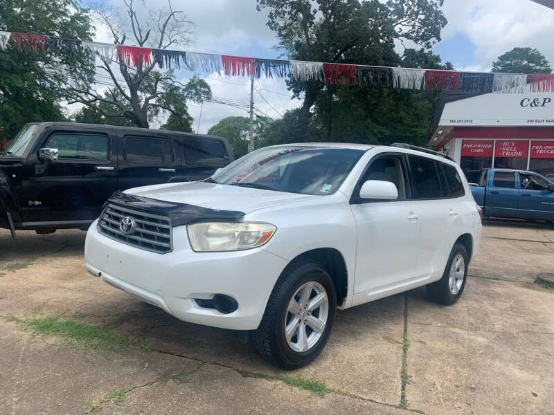 2008 Toyota Highlander AWD 4dr SUV - Ruston LA