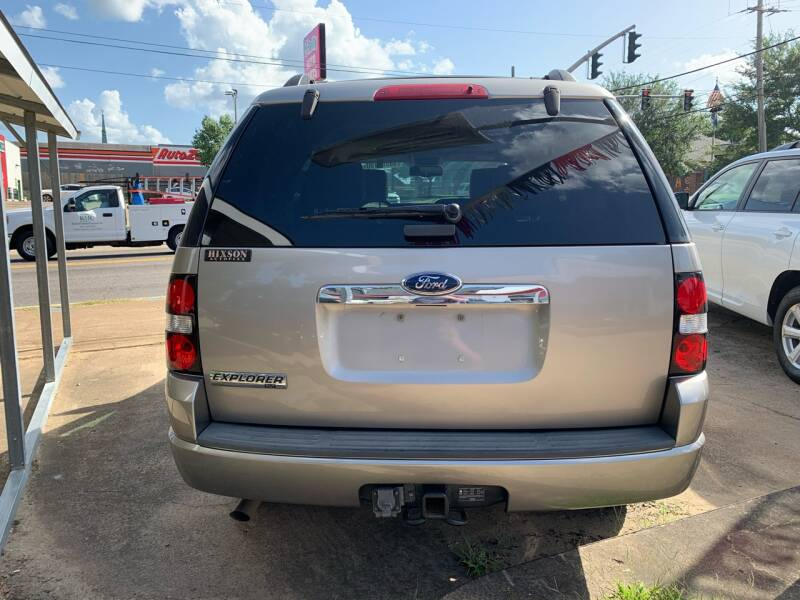 2008 Ford Explorer 4x2 XLT 4dr SUV (V6) - Ruston LA