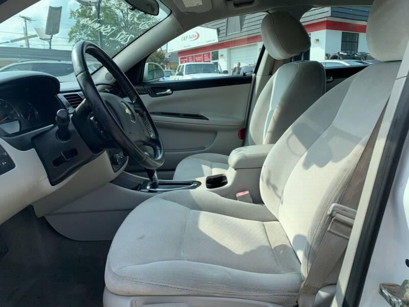 2012 Chevrolet Impala LT Fleet 4dr Sedan - Ruston LA
