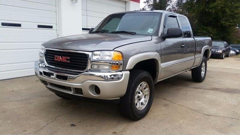 2006 Gmc Sierra 1500 Slt 4dr Extended Cab 4wd 6 5 Ft Sb In Ruston