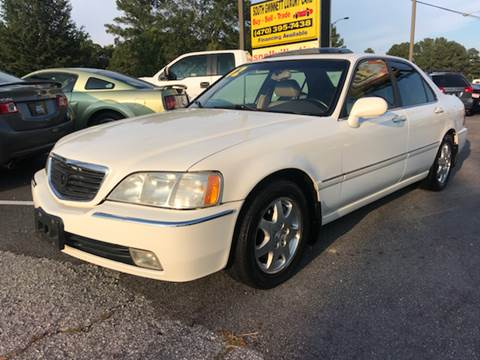 2002 Acura RL for sale in Snellville, GA