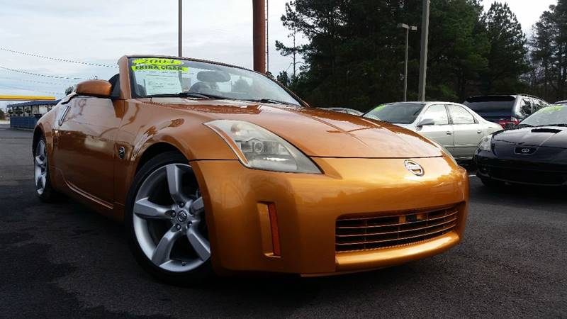 2004 Nissan 350z Enthusiast 2dr Roadster In Snellville Ga South