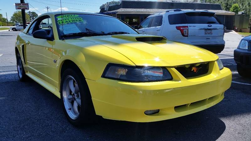 2002 Ford Mustang Gt Deluxe 2dr Coupe In Snellville Ga South