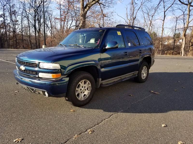 2005 Chevrolet Tahoe Z71 4WD 4dr SUV   Enfield CT