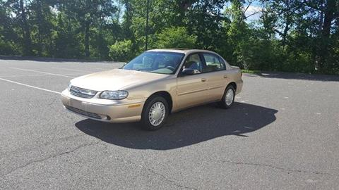 2002 Chevrolet Malibu for sale at Russo's Auto Exchange LLC in Enfield CT