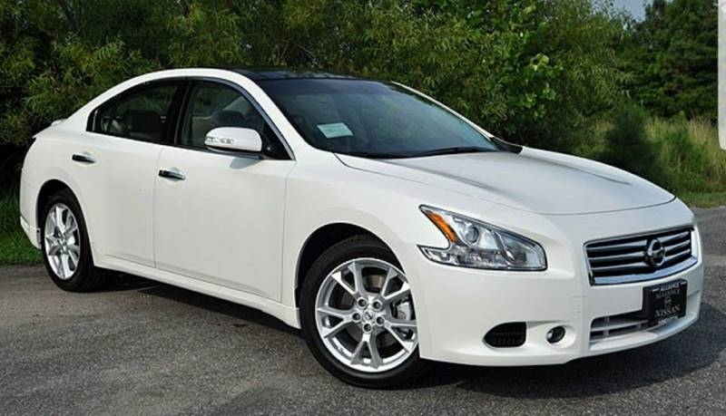2012 Nissan Maxima 3.5 SV 4dr Sedan In Enfield CT - RidEs By Joe
