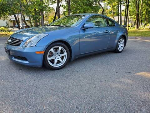 2005 Infiniti G35 for sale in Enfield, CT