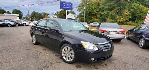 2007 Toyota Avalon for sale at Russo's Auto Exchange LLC in Enfield CT