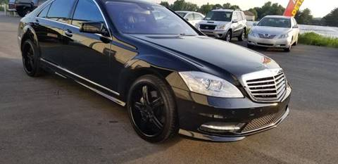 2012 Mercedes-Benz S-Class for sale at Russo's Auto Exchange LLC in Enfield CT