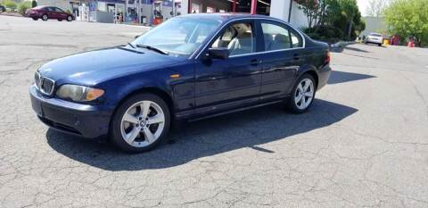2005 BMW 3 Series for sale at Russo's Auto Exchange LLC in Enfield CT