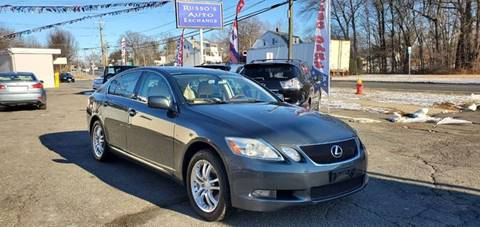 2007 Lexus GS 350 for sale at Russo's Auto Exchange LLC in Enfield CT