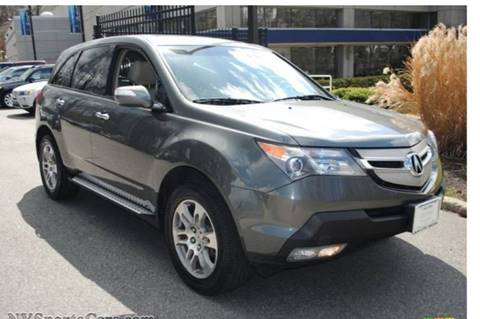 2007 Acura MDX for sale at Russo's Auto Exchange LLC in Enfield CT