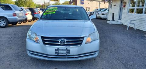 2006 Toyota Avalon for sale at Russo's Auto Exchange LLC in Enfield CT