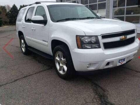2007 Chevrolet Tahoe for sale at Russo's Auto Exchange LLC in Enfield CT