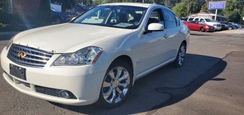 2006 Infiniti M35 for sale at Russo's Auto Exchange LLC in Enfield CT