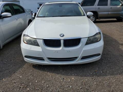 2008 BMW 3 Series for sale at Russo's Auto Exchange LLC in Enfield CT