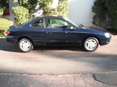 2000 Ford Escort for sale at Russo's Auto Exchange LLC in Enfield CT