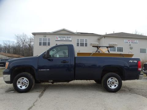 2009 GMC Sierra 2500HD for sale in Medina, OH