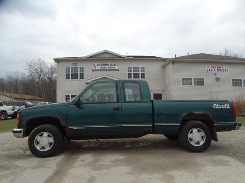 1996 GMC Sierra 1500 for sale in Medina, OH