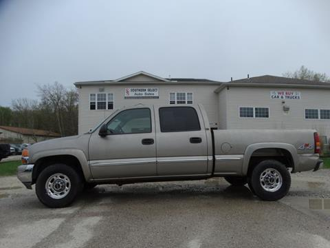 2001 GMC Sierra 1500HD for sale in Medina, OH