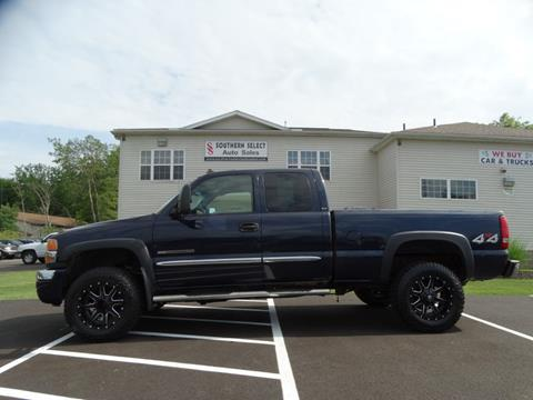 2006 GMC Sierra 2500HD for sale in Medina, OH