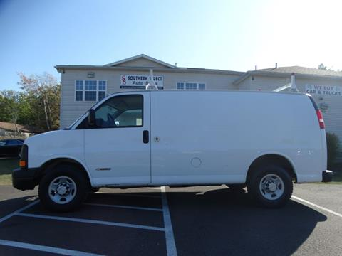 2005 Chevrolet Express Cargo for sale in Medina, OH