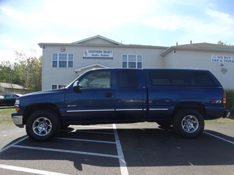 2002 GMC Sierra 2500HD for sale at SOUTHERN SELECT AUTO SALES in Medina OH