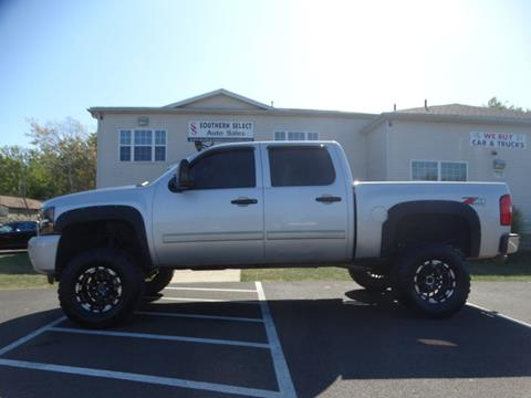 2011 Chevrolet Silverado 1500 LT for sale at SOUTHERN SELECT AUTO SALES in Medina OH