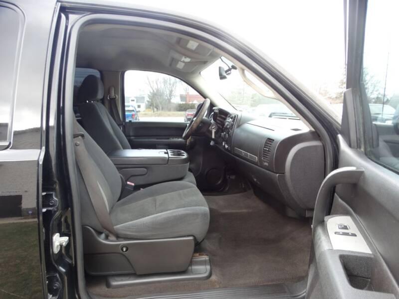2008 Chevrolet Silverado 1500 (image 13)