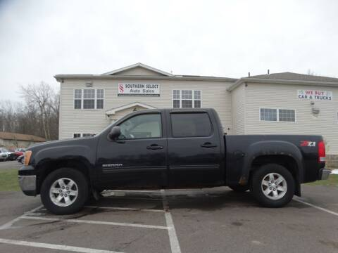 2011 GMC Sierra 1500 SLE for sale at SOUTHERN SELECT AUTO SALES in Medina OH