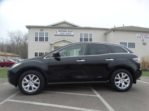 2007 Mazda CX-7 for sale at SOUTHERN SELECT AUTO SALES in Medina OH